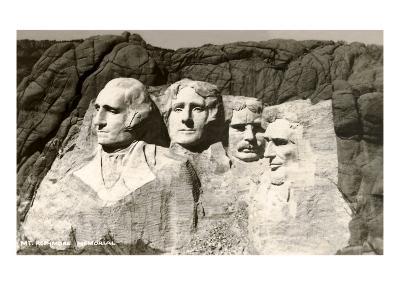 Mt. Rushmore, South Dakota--Art Print
