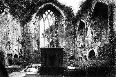 Muckross Abbey, Killarney, C1882--Giclee Print