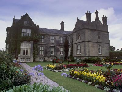 Muckross House Dating from 1843, Killarney, County Kerry, Munster, Republic of Ireland-Patrick Dieudonne-Photographic Print