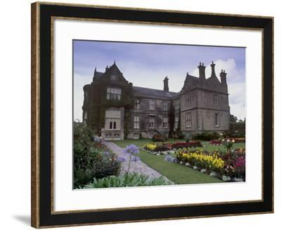 Muckross House Dating from 1843, Killarney, County Kerry, Munster, Republic of Ireland-Patrick Dieudonne-Framed Photographic Print