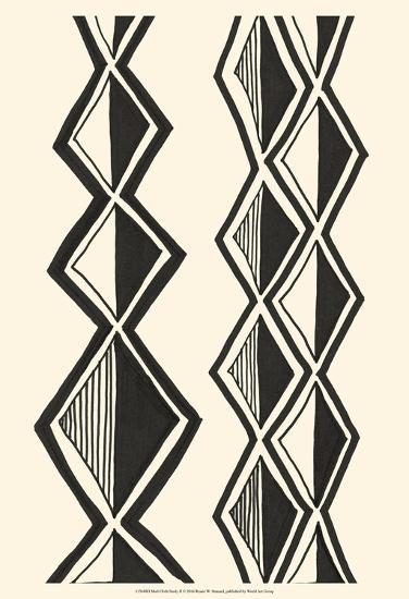 Mud Cloth Study II-Renee W^ Stramel-Art Print