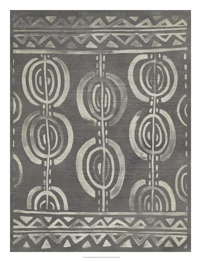 Mudcloth Patterns IV-June Erica Vess-Giclee Print