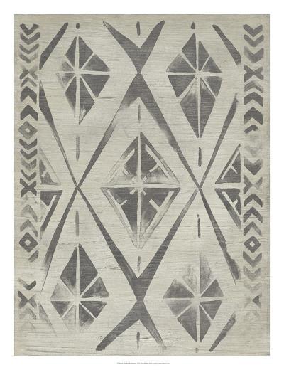 Mudcloth Patterns V-June Erica Vess-Giclee Print