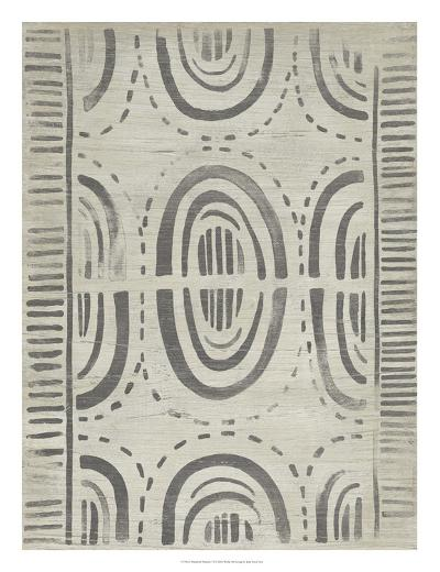 Mudcloth Patterns VI-June Erica Vess-Giclee Print