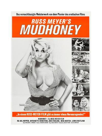 Mudhoney--Art Print