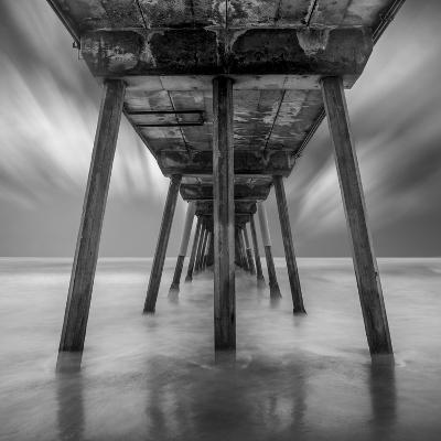 Muelle Triangular Flat-Moises Levy-Photographic Print