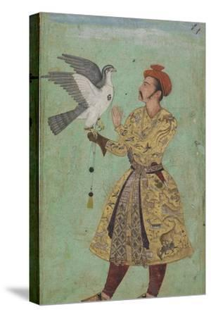 Prince With a Falcon, c.1600-5