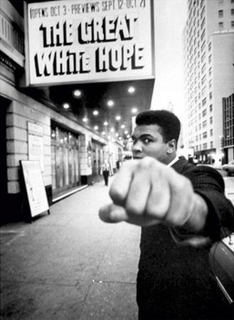 Muhammad Ali Great White