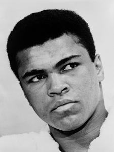 Muhammad Ali in 1967, the Year He Refused Induction into the U.S. Military