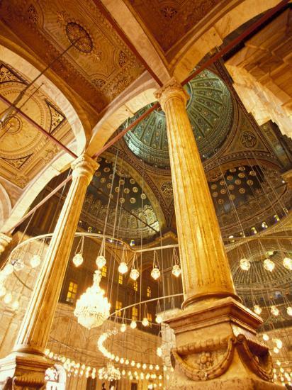 Muhammad Ali Mosque, Cairo, Egypt-Stuart Westmoreland-Photographic Print