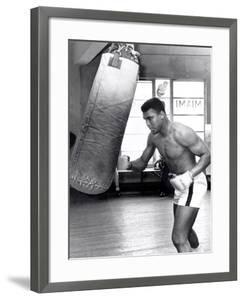Muhammad Ali Training at the 5th Street Gym, Miami Beach, 27 September 1965