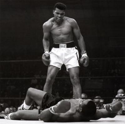 Muhammad Ali vs. Sonny Liston
