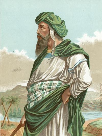 Muhammad--Giclee Print