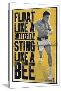 Muhammed Ali - Float Like a Butterfly