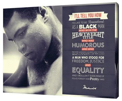Muhammed Ali - Quote
