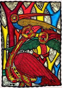 Bird Life by Muktair Oladoja