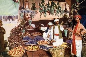 Afghan Produce, C1924 by Mullick