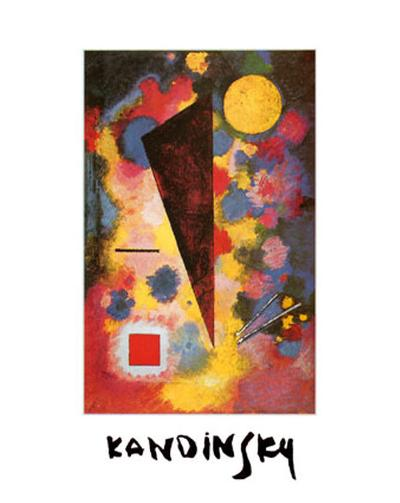 Multicolored Resonance, c.1928-Wassily Kandinsky-Art Print
