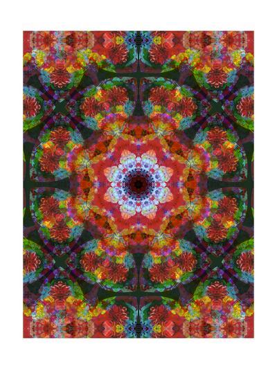 MultiColorful-Alaya Gadeh-Art Print