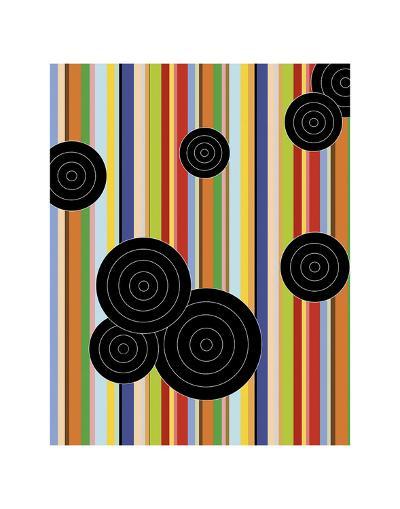 Multiple Universe, No Lines-Dan Bleier-Art Print