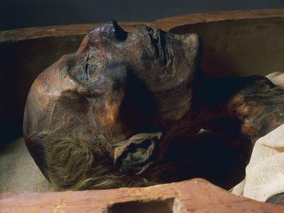 Mummy of Ramses II--Giclee Print