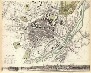 Munich, Germany, c.1832