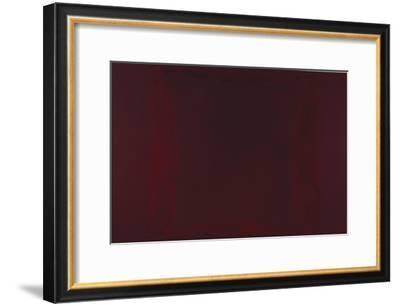 Mural, Section 2 {Red on Maroon} [Seagram Mural]-Mark Rothko-Framed Giclee Print