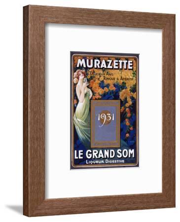 Murazette-Gaspar Camps-Framed Art Print