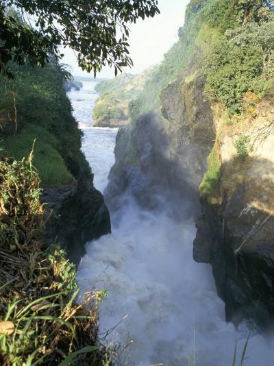 Murchison Falls, Murchison Falls National Park, Uganda, East Africa, Africa-Rob Cousins-Photographic Print