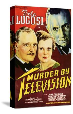 Murder By Television, 1935