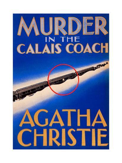 Murder in the Calais Coach--Art Print