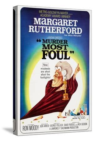 Murder Most Foul, Margaret Rutherford, 1964