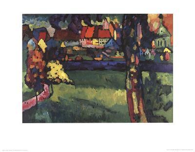 Murnau-Wassily Kandinsky-Collectable Print