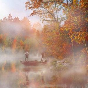 Fall Bass by Murray Henderson