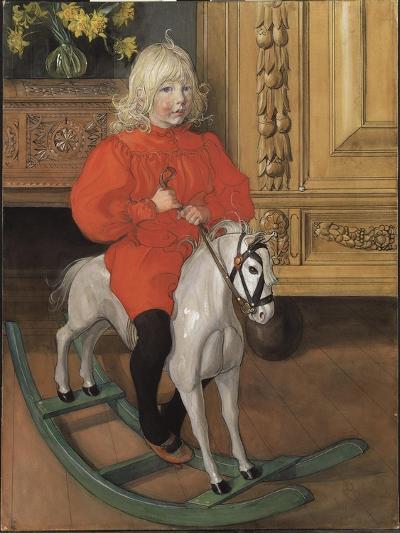 Murre, 1900-Carl Larsson-Giclee Print