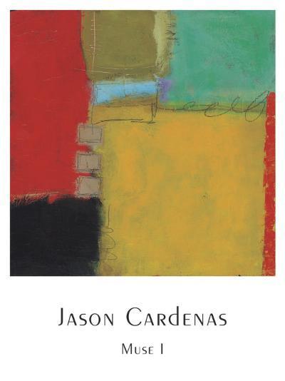 Muse I-Jason Cardenas-Art Print