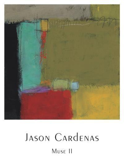 Muse II-Jason Cardenas-Art Print