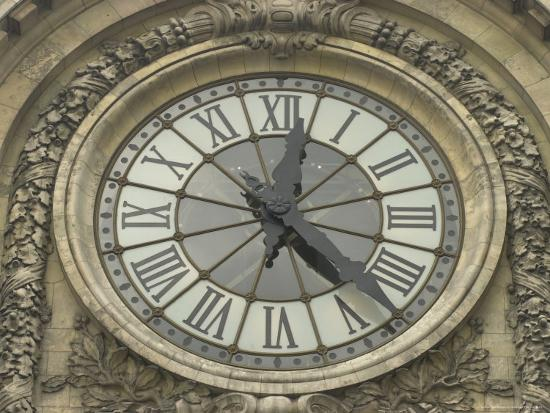 Musee D'Orsay, Paris, France-Keith Levit-Photographic Print
