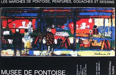 Musée De Pontoise-Andr? Fran?ois-Collectable Print