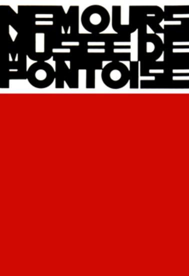 Musée De Pontoise-Aur?lie Nemours-Limited Edition