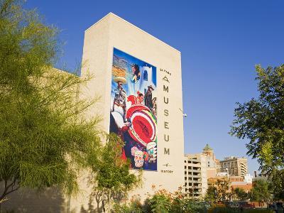 Museum of History, El Paso, Texas, United States of America, North America-Richard Cummins-Photographic Print