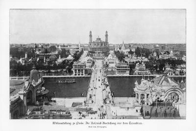 Museum of the Colonies, Trocadero, Paris World Exposition, 1889--Giclee Print