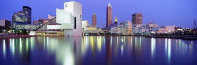 Museum, Rock and Roll Hall of Fame, Cleveland, USA