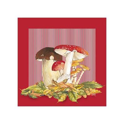 Mushrooms II--Art Print