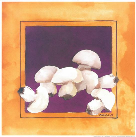 Mushrooms-Urpina-Art Print