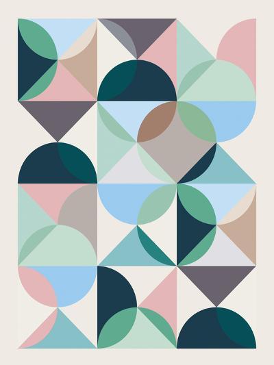 Music For Cool Houses-Gary Andrew Clarke-Giclee Print