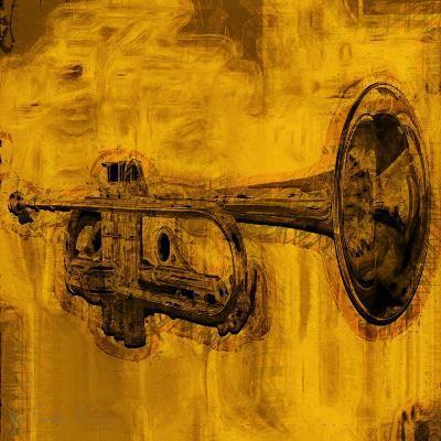 Music II-Jean-Fran?ois Dupuis-Art Print