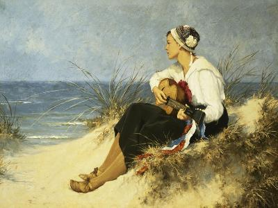 Music in the Dunes-Seeger Hermann-Giclee Print