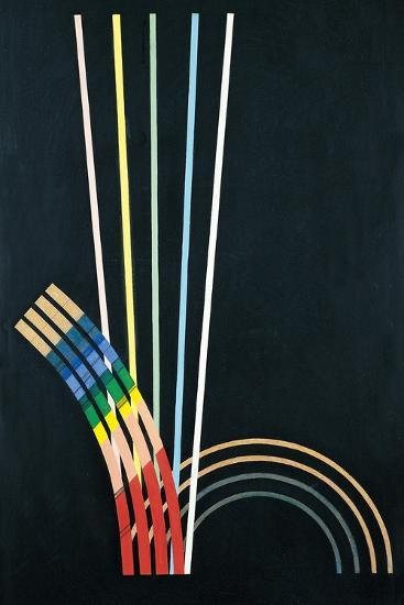 Music Is Like Painting-Francis Picabia-Giclee Print
