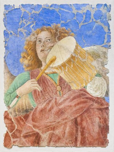 Music Making Angels--Giclee Print